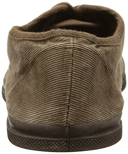 Bensimon Tennis Vintage, Baskets Basses Femme Marron (Beige Foncé 125)