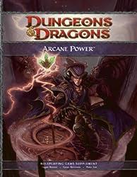 Arcane Power: A 4th Edition D&d Supplement (Dungeons & Dragons) by Eytan Bernstein (2009-04-21)