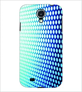 PRINTSWAG CIRCLE PATTERN Designer Back Cover Case for SAMSUNG GALAXY S4