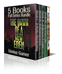 The Dawn of a New Eden (5 Books Full Series Bundle) (English Edition)