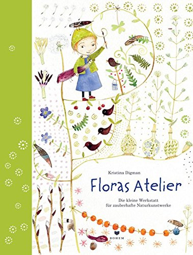 Floras Atelier - Die kleine Werkstatt für zauberhafte Naturkunstwerke