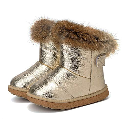 KVbaby Kids Winter Warm Snow Boots Girl