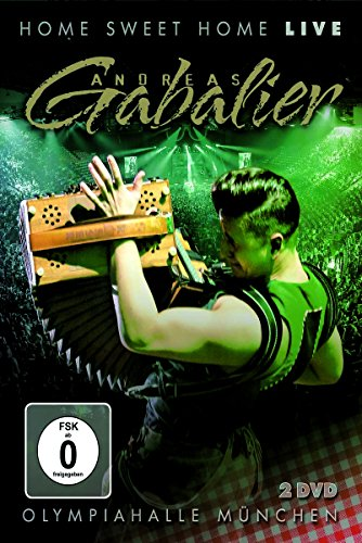 Andreas Gabalier - Home Sweet Home: Live [2 DVDs]