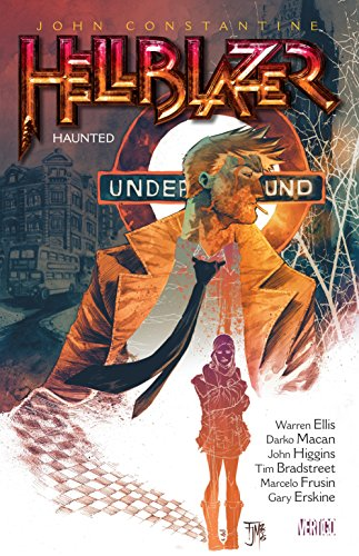 (John Constantine, Hellblazer Vol. 13: Haunted)