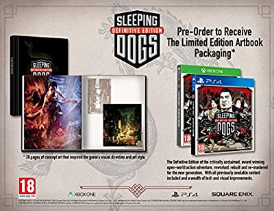 Sleeping Dogs Definitive Edition: Limited Edition from Square Enix