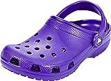 Crocs Classic Sandals purple 2018