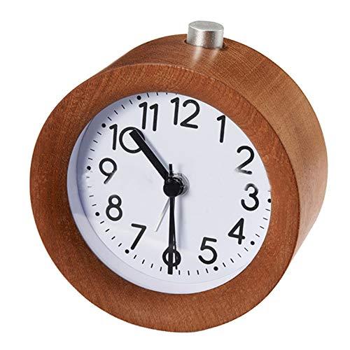 WSHH Reloj Despertador Reloj Despertador LED Caliente
