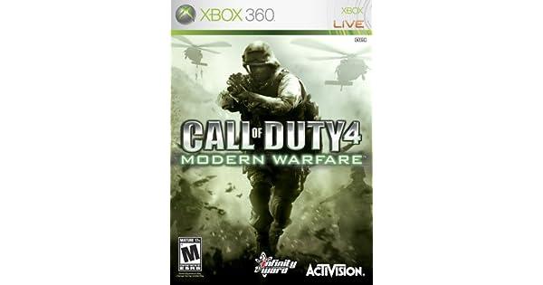 call of duty 4 modern warfare xbox 360 free download