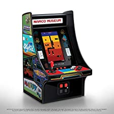 Namco Museum Mini Arcade - 10-Inch (Electronic Games)