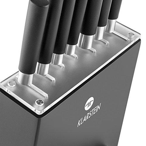 Klarstein Kitano Set de cuchillos de 10 piezas