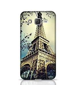 Covers Online for Samsung Galaxy J5 Eiffel Tower In Paris 2 Back Cover for Samsung Multicolor