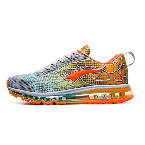 ONEMIX Baskets Basses Homme Chaussures de Running Entrainement Homme Ultraléger Air
