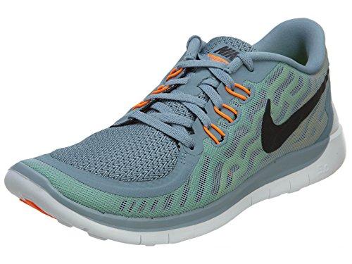 Nike  Free 5.0 (Gs), Chaussures de running garçon Gris