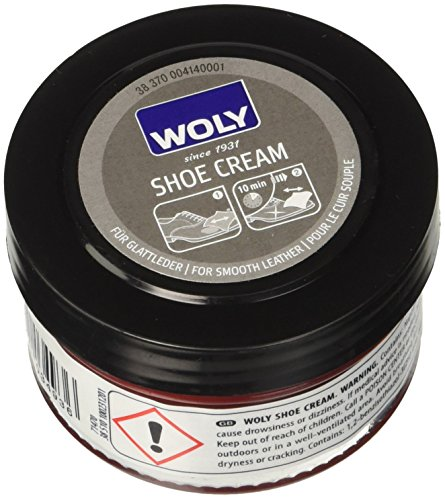 Unisex-Adult Shoe Cream Shoe Treatments