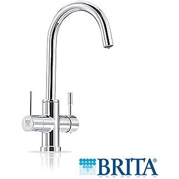 Brita Torlan 3 Way Water Filter Tap Amazon Co Uk Diy Amp Tools