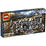 LEGO Lord of the Rings 79014 Dol Guldur Battle Building Kit by LEGO Lord of the Rings TOY (English Manual)