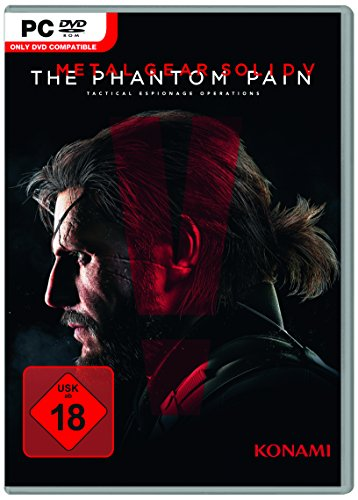 Metal Gear Solid V: The Phantom Pain  -  [PC] (Gear Solid Metal V Pc)