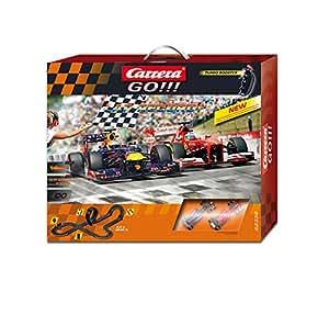 carrera go 20062336 circuit de voiture lap record jeux et jouets. Black Bedroom Furniture Sets. Home Design Ideas
