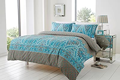 clicktostyle New Luxury Duvet Cover Sets with Pillow Cases Bedding Sets All Sizes ? by clicktostyle - low-cost UK light store.