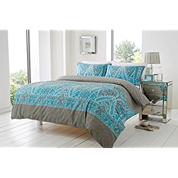 new luxury duvet cover sets with pillow cases bedding sets all sizes by double kensington teal