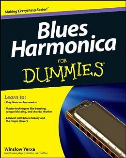 Blues Harmonica For Dummies (English Edition) de [Yerxa, Winslow]