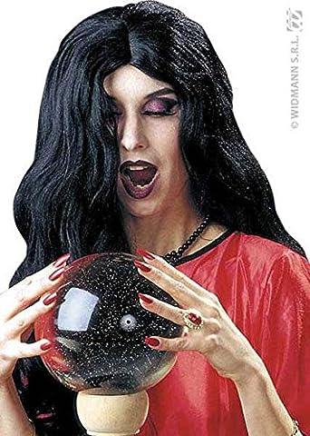 Noir Sorcière Perruque - Perruque sorciere