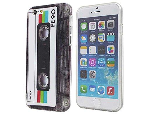 Retro Cassette FE90 Tape Case for iPhone 6