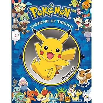 Cherche et Trouve Pikachu