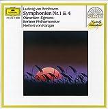 Symphonies Nos 1 & 4 / Ouverture Egmont