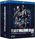 Coffret fear the walking dead, saisons 1 à 4