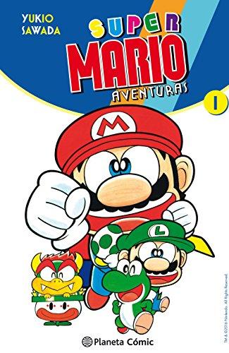 Super Mario nº 01: Aventuras (Manga Kodomo) por Yukio Sawada