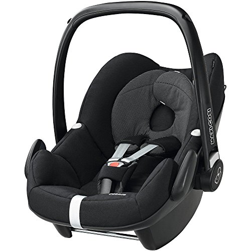 Preisvergleich Produktbild Maxi Cosi 63008950 Pebble Autositz, Modell 2015, schwarz