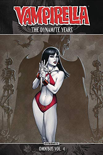 Preisvergleich Produktbild Vampirella: The Dynamite Years Omnibus Vol 4: The Minis TP