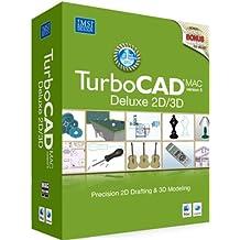TurboCAD MAC Deluxe 2D / 3D V5 (Mac)