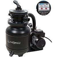 Miganeo® Sandfilteranlage Speedclean 7000 - Pumpleistung 6,3m³ 40390