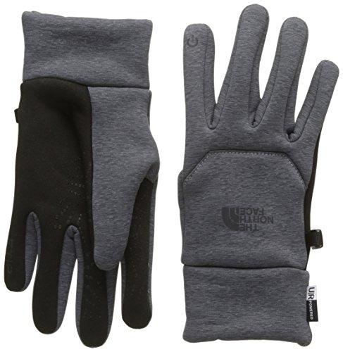 The North Face t92t7vjyb M–Guantes para hombre, color medium grey HTHR PRNT, FR: M (talla fabricante: M)