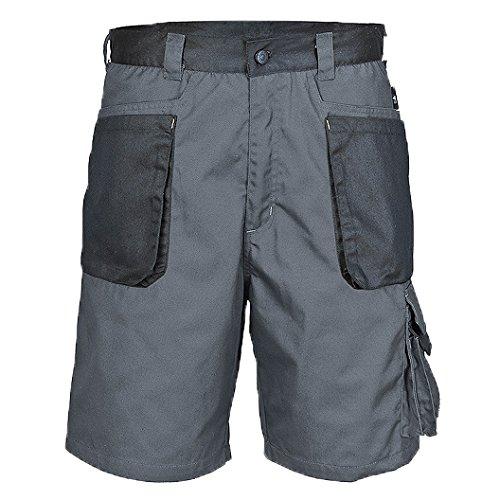 Terratrend Job 3262–46–6410tamaño 46'Basic trabajo pantalones cortos–antracita/negro