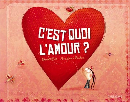 Vignette du document C'est quoi l'amour ?
