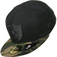 New Era 59Fifty Fitted Cap - WOOD CAMO Oakland Raiders