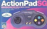 Action Pad SG Für Megadrive