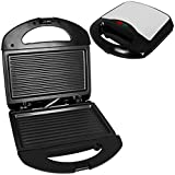 Toaster - Elektro Griller - Sandwich - Kontaktgrill Panini 750W