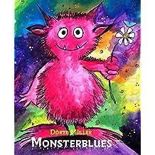 Monsterblues: Kurzgeschichten für Kinder (German Edition)