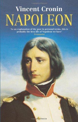 Napoleon by Vincent Cronin (2009-06-01)