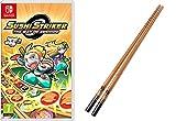 Sushi Striker: The Way Of Sushido + Palillos Sushi (Nintendo Switch)