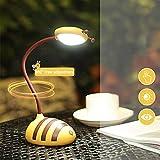 Die besten Verkauf von Tischleuchten - Suuyar Led-Licht Usb Kreative Smart Touch Lade Tischlampe Bewertungen