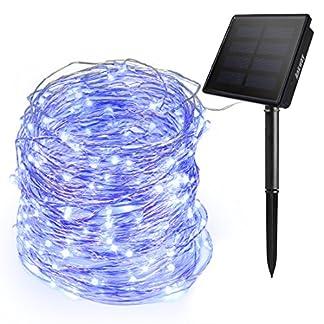 Ankway 200LED luces de hadas solares