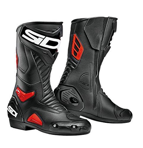 Stivali Sidi® Racing Performer Nero/Rosso n° 43