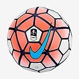 Nike Ordem 3 - Fa Cup - Balón unisex, color naranja / blanco / azul, talla 5