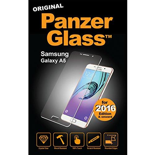 Image of PanzerGlass Displayschutzglas (Anti-Fingerprint); passend für Samsung Galaxy A5 (2016), Klar