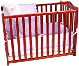 Baby Doll Bedding Gingham Mini Crib/ Port-a-Crib Bedding Set, Hippo